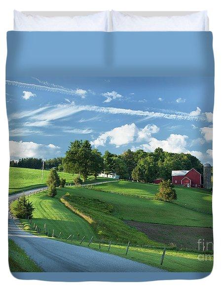 The Rudy Farm Duvet Cover