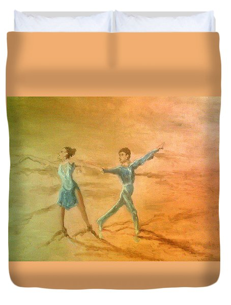 The Rumba Extension Duvet Cover