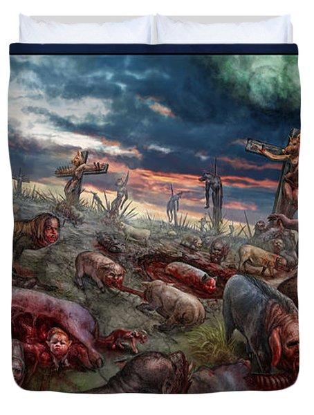 The Sacrifice Duvet Cover