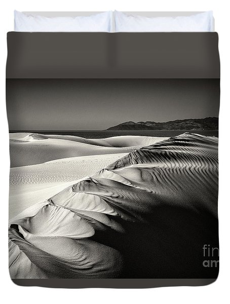 The Sands Of Time Duvet Cover