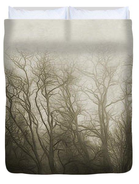 The Secrets Of The Trees Duvet Cover