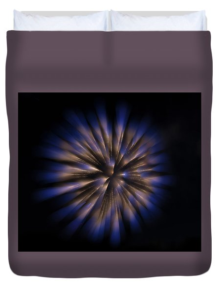 The Seed Of A New Idea Duvet Cover