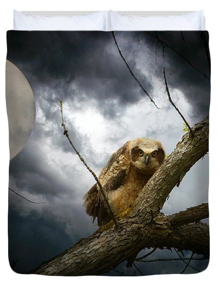 The Seer Of Souls Duvet Cover