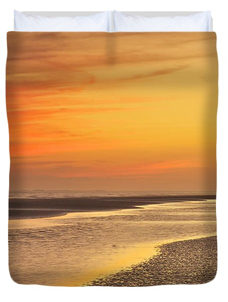 The Shallows Duvet Cover by Phill Doherty