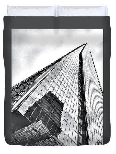 The Shard Building Duvet Cover
