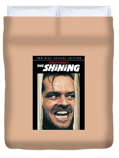 The Shining Duvet Cover