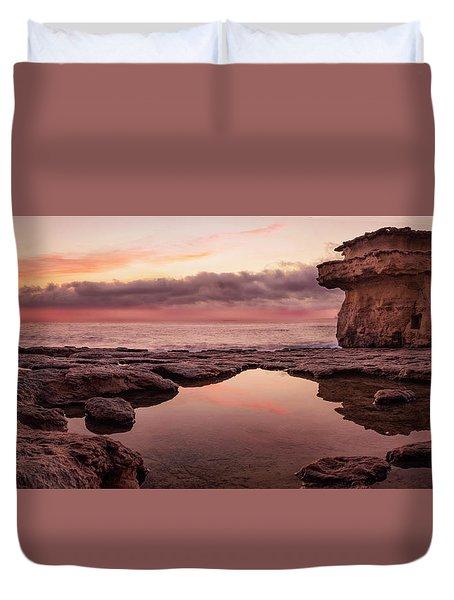 The Shroom  Duvet Cover