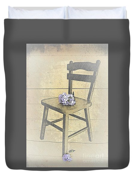 The Sign Of A New Beginning Duvet Cover