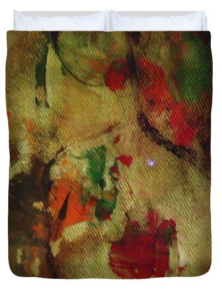 The Silent Lamb Duvet Cover