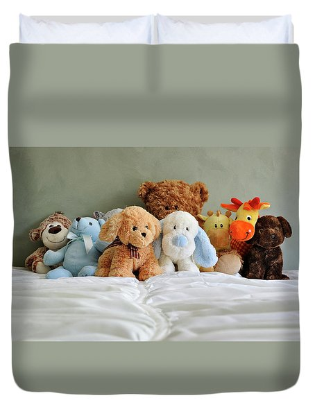 The Sleepover Duvet Cover
