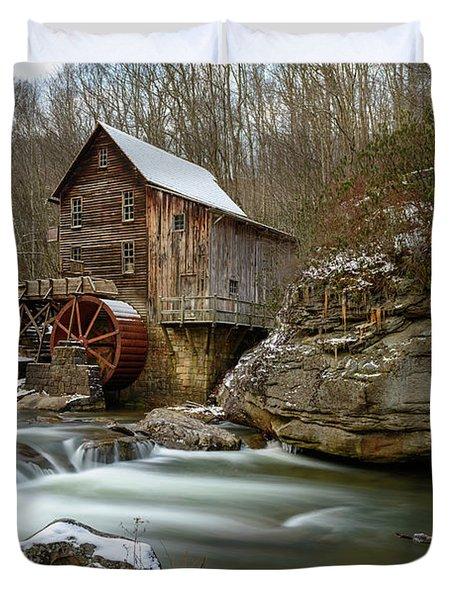 The Splendor Of West Virginia Duvet Cover