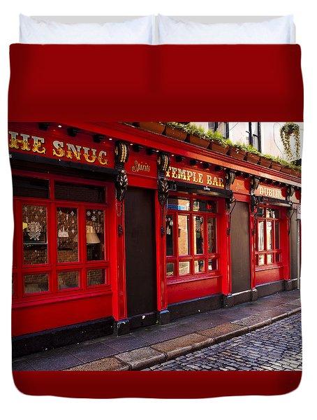 The Snug Duvet Cover by Rae Tucker