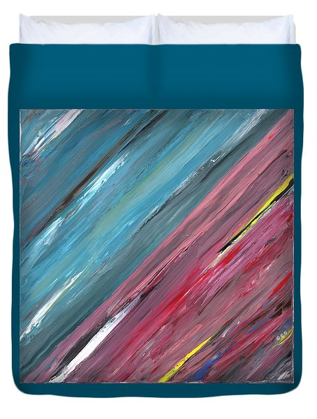 The Song Of The Horizon A Duvet Cover