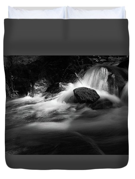 the sound of Ilse, Harz Duvet Cover by Andreas Levi