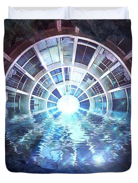 The Source Duvet Cover