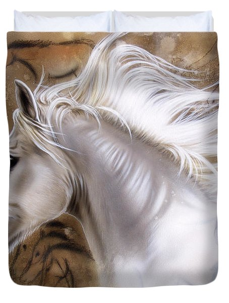 The Source II Duvet Cover