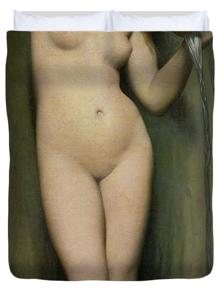 The Source Duvet Cover by Ingres