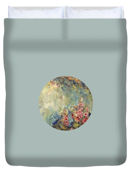 The Sparkle Of Light Duvet Cover