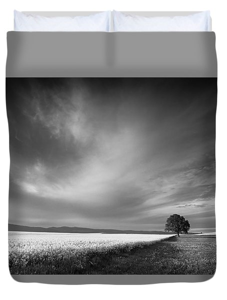 The Spring Leader Duvet Cover