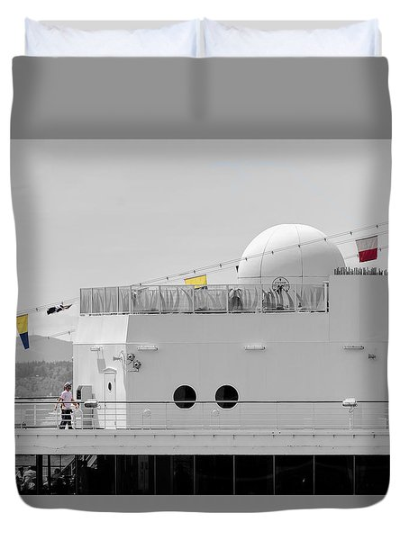 The Star Deck Duvet Cover