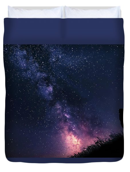 The Stargazer Duvet Cover