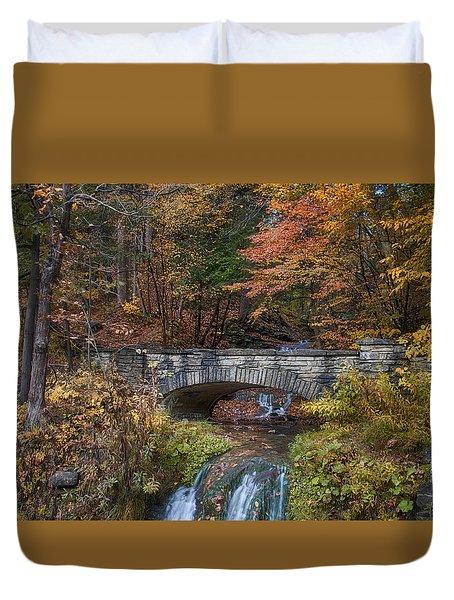 The Stone Bridge Duvet Cover