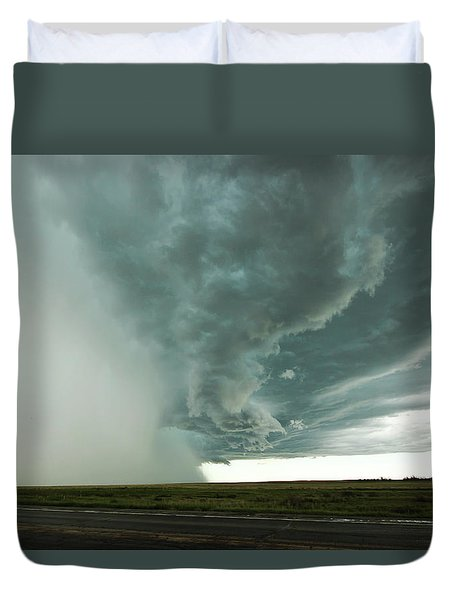 The Stoneham Shelf Duvet Cover