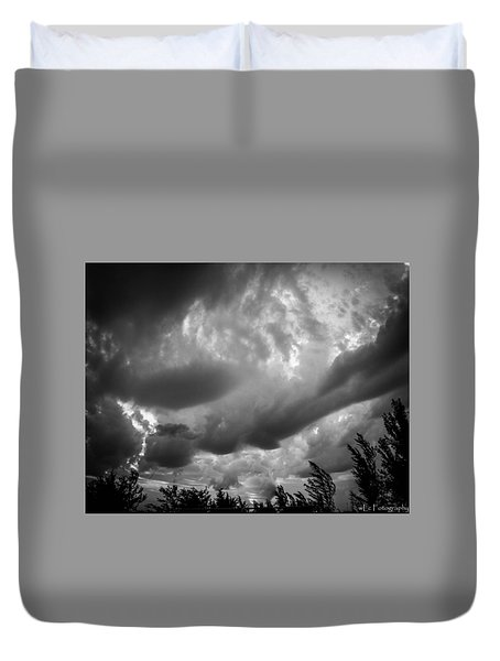 The Storm Duvet Cover