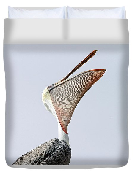 The Stretch  Duvet Cover by Shoal Hollingsworth