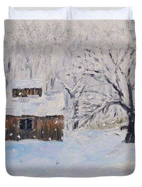 The Sugar House Duvet Cover