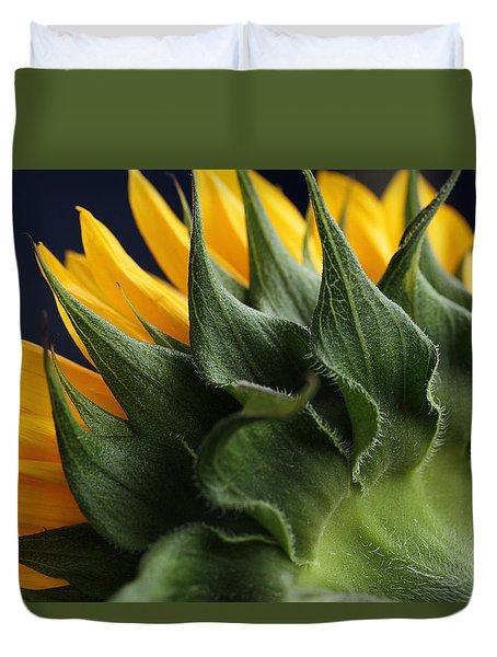 The Sun's Bonnet Duvet Cover