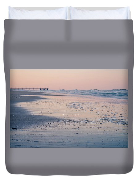 The Sweat Of Earth Duvet Cover by Andrea Mazzocchetti