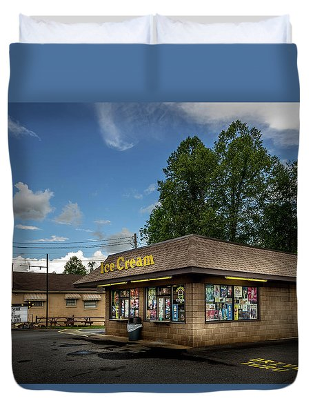 The Sweet Tooth Duvet Cover