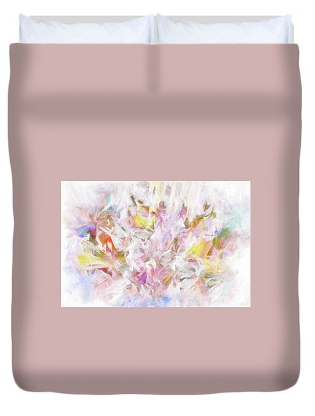 The Tender Compassions Of God Duvet Cover