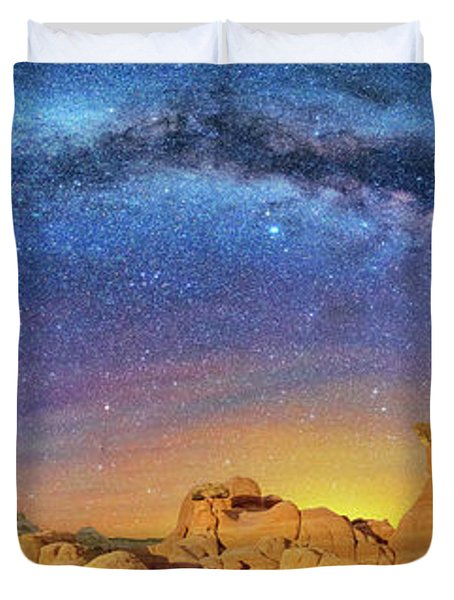 The Toadstool Duvet Cover