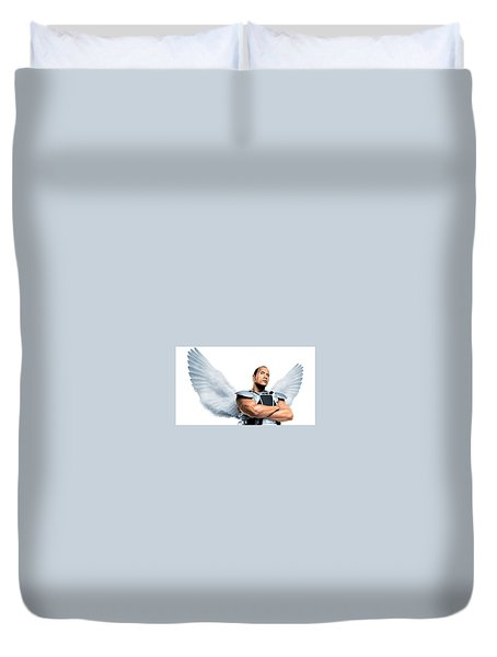 The Tooth Fairy Duvet Cover