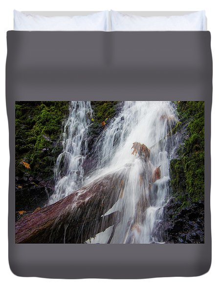 The Torrent Duvet Cover