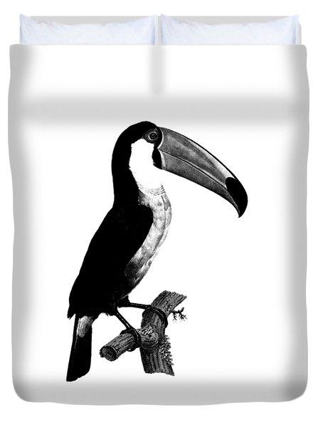 The Toucan Duvet Cover