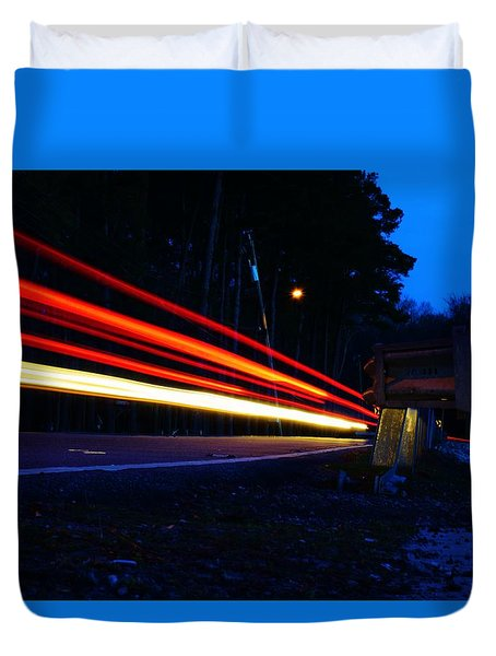 The Trail To... Duvet Cover