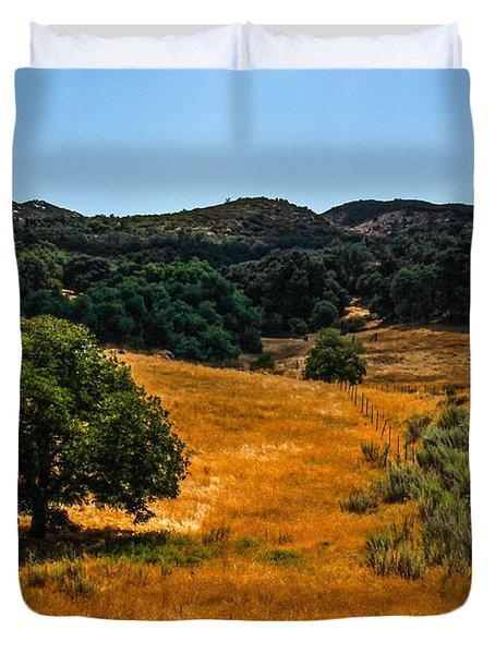 The Tree Duvet Cover