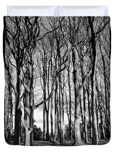 The Trees Duvet Cover
