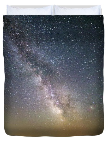The Truth Is Out There Duvet Cover