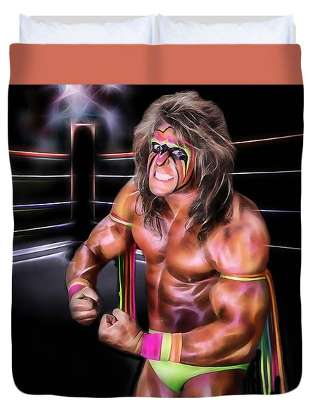 The Ultimate Warrior Collection Duvet Cover