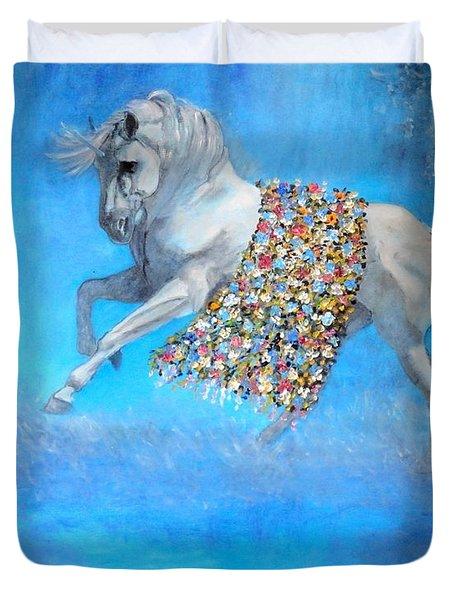 The Unicorn Duvet Cover