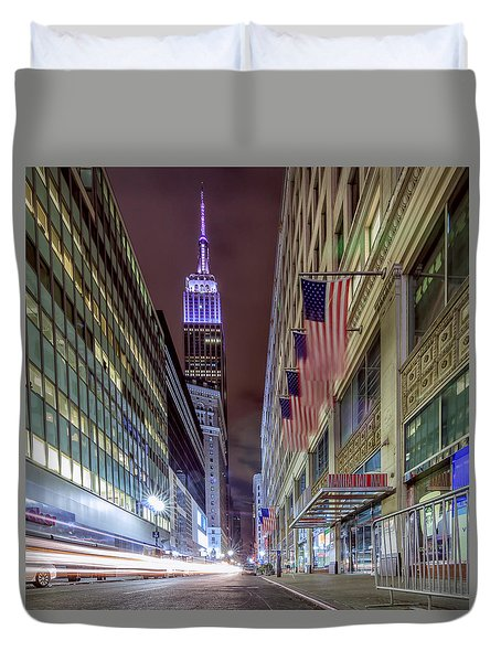 The United States Duvet Cover