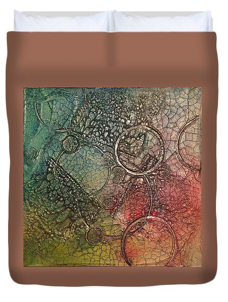 The Universe Duvet Cover