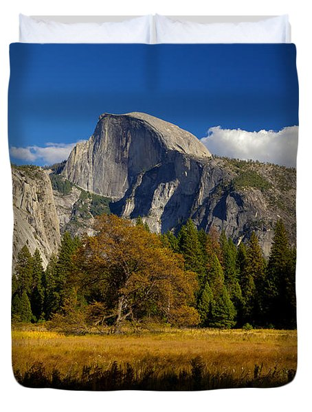 The Valley Duvet Cover