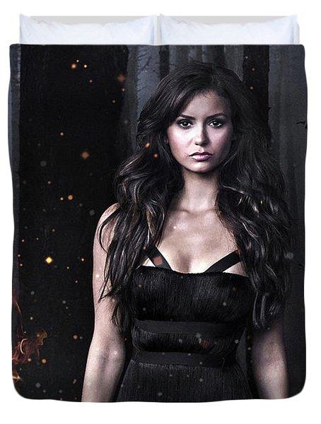 The Vampire Diaries Duvet Cover
