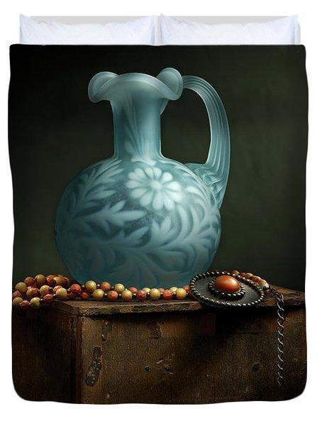 The Vase Duvet Cover
