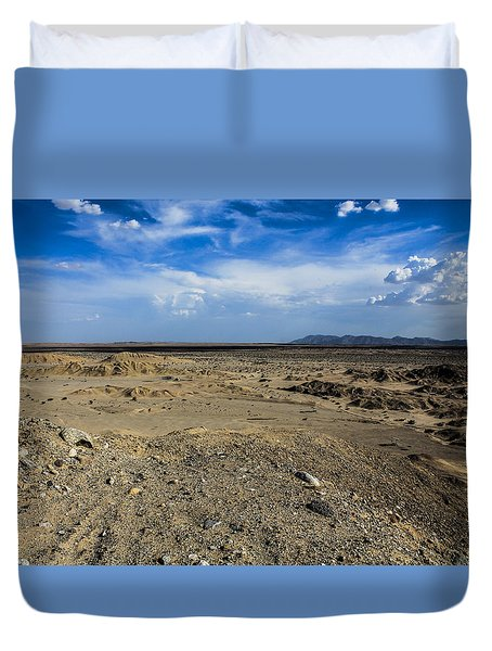 The Vastness Duvet Cover